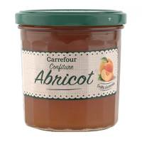 Carrefour Jam Apricot 370g