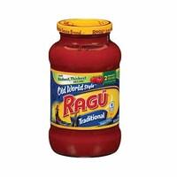 Ragu Sauce Pasta Traditional 680GR