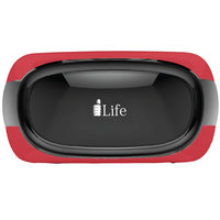 "iLife Virtual Reality System VirPix 8GB WiFi 5.0"" Red"