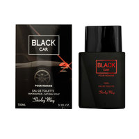 Shirley May Black Car Eau De Toilette For Men 100ml
