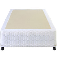 King Koil Posture Guard Bed Foundation 150X190 + Free Installation