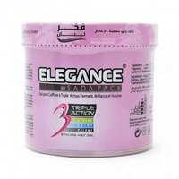 Elegance Gel Hair Styling Pink 500 Ml