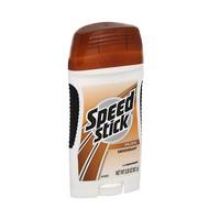Speed Stick Deodorant For Men Musk Scent 3.25OZ