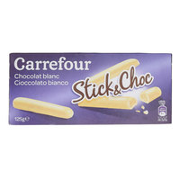 Carrefour Stick & Chocolate 125g