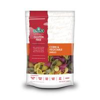 Orgran Gluten Free Corn & Vegetable Pasta Shells