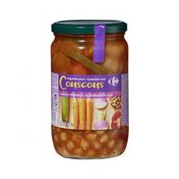 Carrefour Vegetables Couscous 720ML