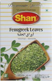 Shan Fenugreek Leaves 50g