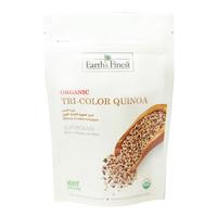 Earth`s Finest Organic Tricolor Quinoa 340g
