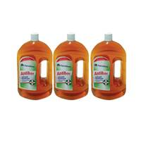 Carrefour Antiseptic Disinfectant 750 Ml 3 Pieces