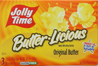Jolly Time Original Butter Porcorn 298g