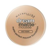 Maybelline New York - Dream Matte Mousse Foundation 40 Fawn