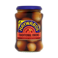 Haywards Strong & Zingy Traditional Onions 400GR