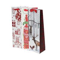 Christmas Wine Bag ( Multiple Design)