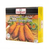 الكبير شرائح الدجاج المثرمشة 330 جرام