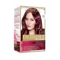 L'OREAL Paris Hair Color Excellence Grape Red No.5.46