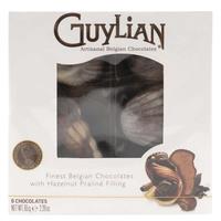 Guylian Belgian Chocolate with Hazelnut Praline 65g