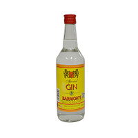 Barmons Special Gin 37.5% Alcohol 70CL