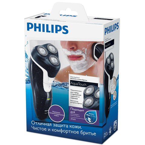 Philips-Shaver-At610