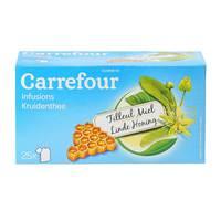 كارفور عصير ليمون بالعسل 25 كيس