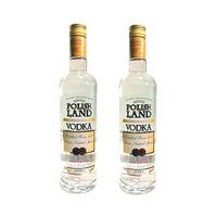Polish Land Vodka + Whisky 2X75CL