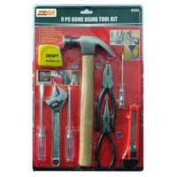 Wl Home Tool Kit 9Pcs 93133