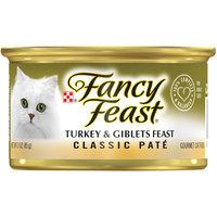 Purina Fancy Feast Classic Turkey & Giblets Wet Cat Food 85 g