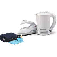 Black+Decker Kettle TK200-B5+TR200TI
