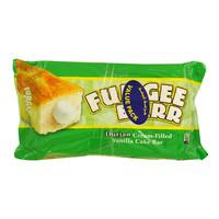 Fudgee Barr Durain Cream Filled Vanilla Cake Bar 41gx10
