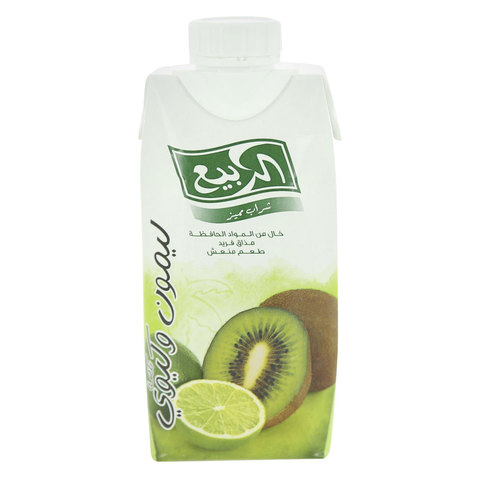 Al-Rabie-Lime-And-Kiwi-Premium-Drink-330ml