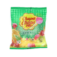 Chupa Chups Lollipops with Fruit Flavour 192g