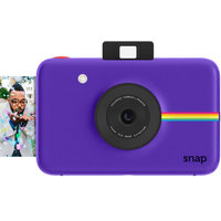 Polaroid Camera Snap Purple