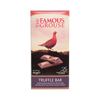 The Famous Grouse Whisky Chocolate Truffle Bar 90GR