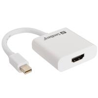 Sandberg Adapter Mini Display Port 1.2 to HDMI 4K