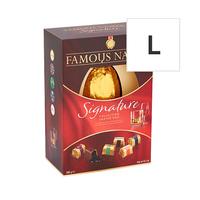 Famous Chocolate Egg 265GR