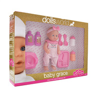 Dolls World Baby Grace Gift Set