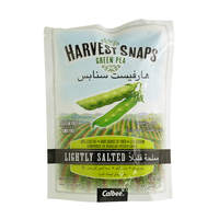 Harvest Snaps Green Peas Lightly Salted 93g