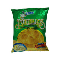 Granny Groose Tortillas Sour Cream & Cheese Flavored Corn Snacks 100g