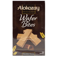Alokozay Wafer Bites Chocolate Flavor 45gx12