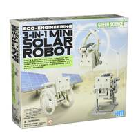 4M 3in1 Mini Solar Robot