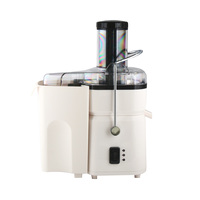 Moulinex Juicer Extractor JU450G 650 Watt White