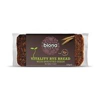 Biona Vitality Rye Bread Organic 500GR