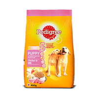 Pedigree Puppy Chicken And Milk 400GR 25% Off
