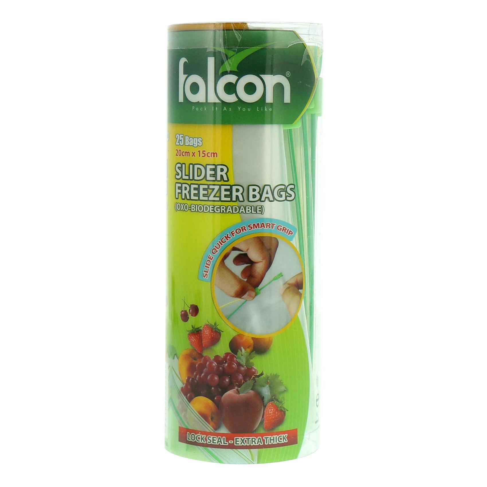 FALCON FREEZER BAG 20X15CM
