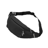 Exsport Waist Bag Black