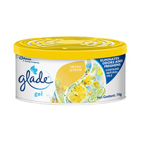 Glade Mini Gel Car Fragrance Citrus 70GR