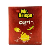 Mr.Krisps Curry Flavor 15gx25