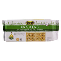 Crich Crackers Extra Virgin Olive Oil 10% And Rosemary 250g