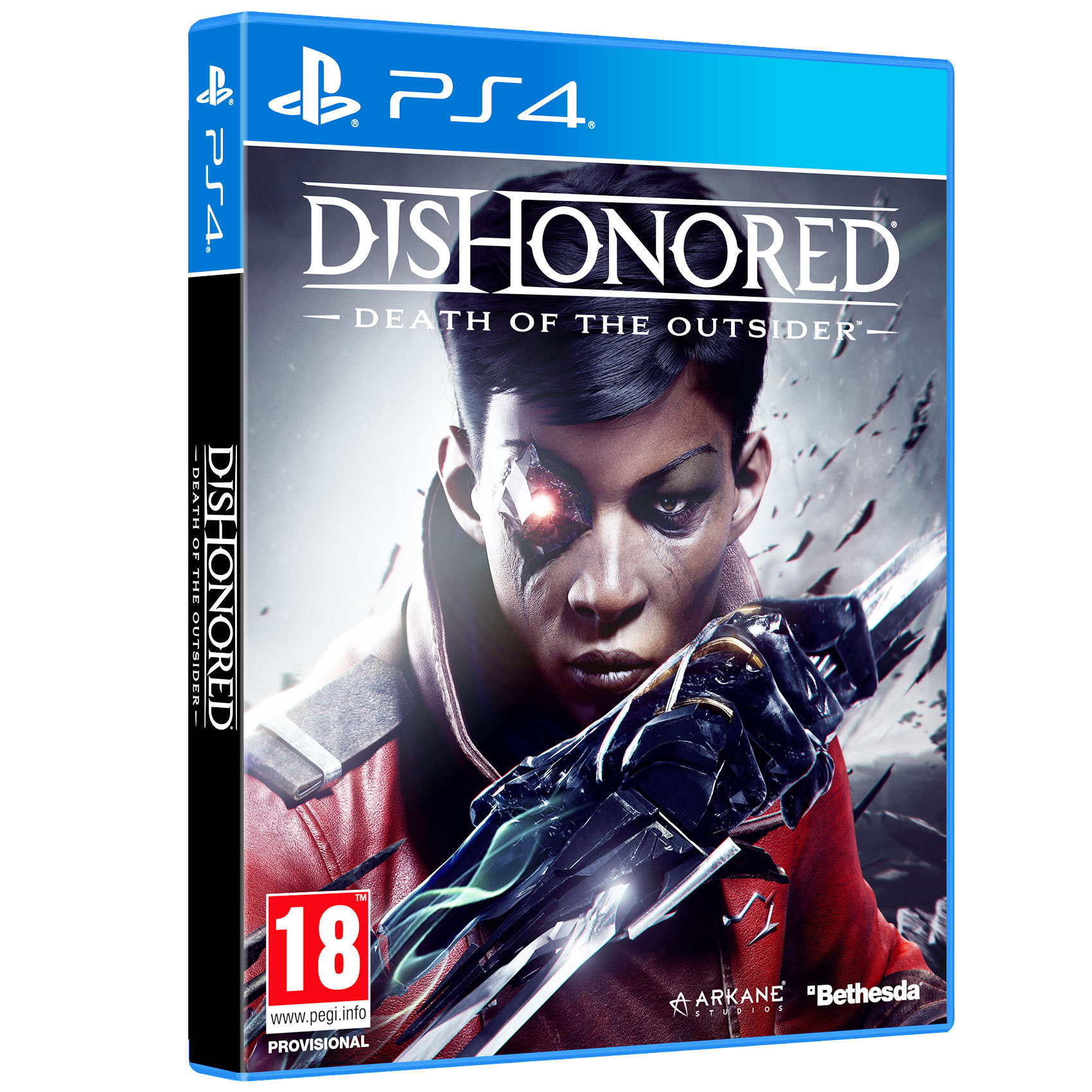 SONY PS4 DISHONORED 2