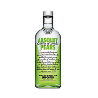 Absolut Vodka Pears 40%V Alcohol 75CL