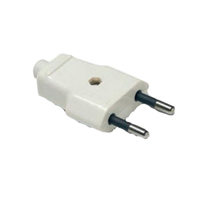 Famatel White Socket 10A 250 Volt